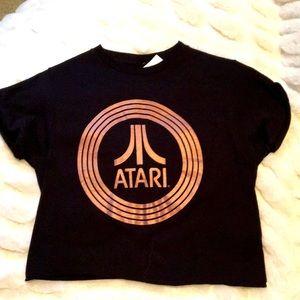 Retro Atari Cropped Top